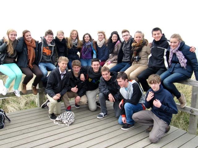10 Jahre Schüleraustausch zwischen Biel und Kiel 10e anniversaire de l'échange entre Bienne ( CH ) et Kiel